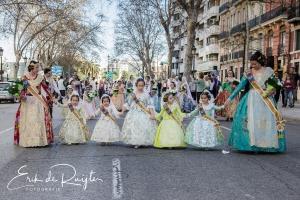 Fallas Valencia 2012